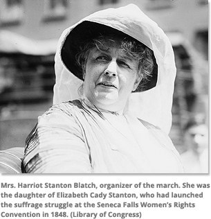 Mrs. Harriot Stanton Blatch