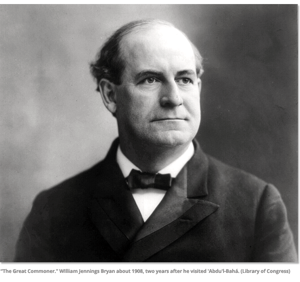 William Jennings Bryan - 1908