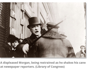 Distressed JP Morgan
