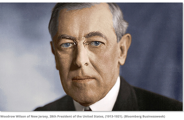 Woodrow Wilson of NJ