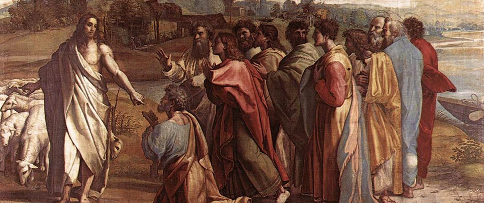 Christ's Charge to St. Peter