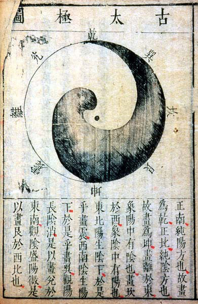 Laozi Yin and Yang