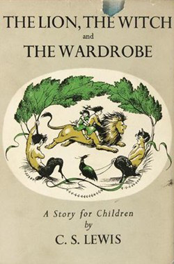 The Lion, The Witch and The-Wardrobe
