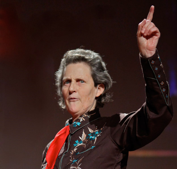 Dr. Temple Grandin's Talkt at TED 2010