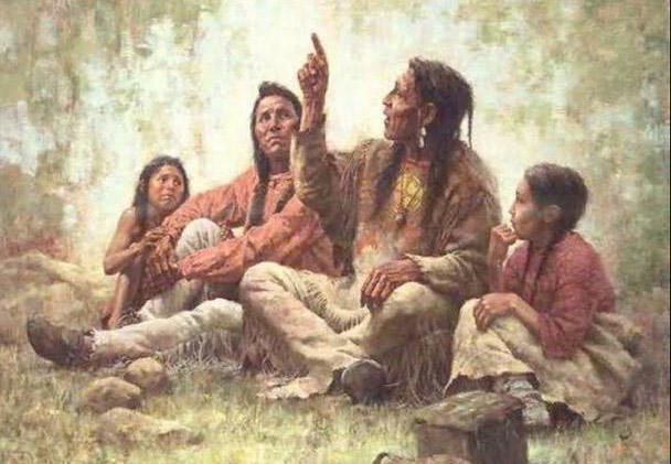 Native-American-Story-Telling