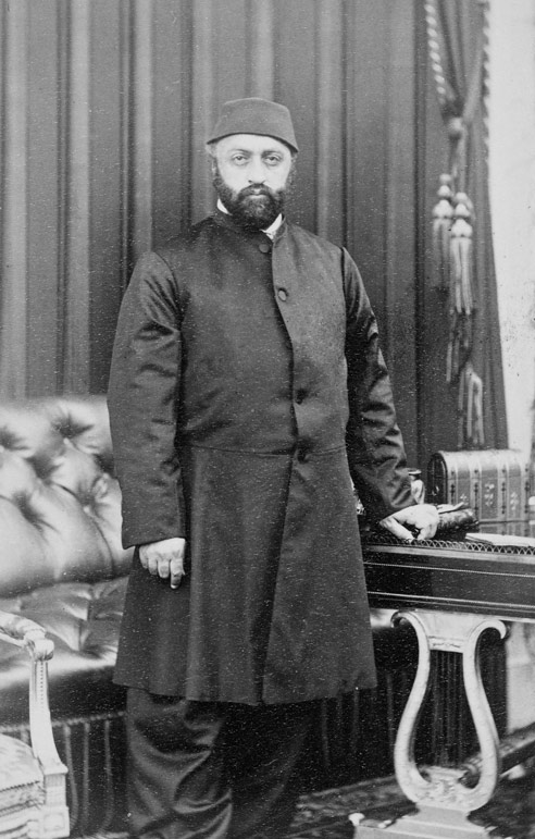 Sultan Abdülaziz of the Ottoman Empire