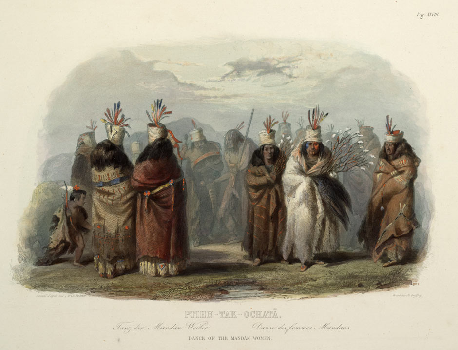 Mandan-White-Buffalo-Cow-dance