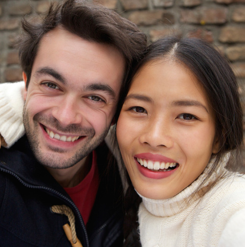 Happy-young-couple