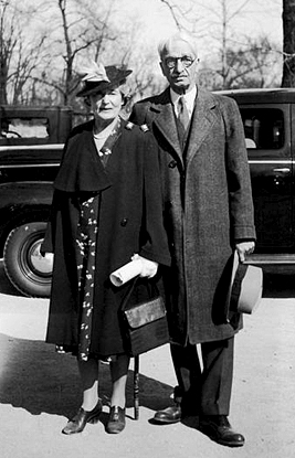 Mr. and Mrs. Howard Colby Ives