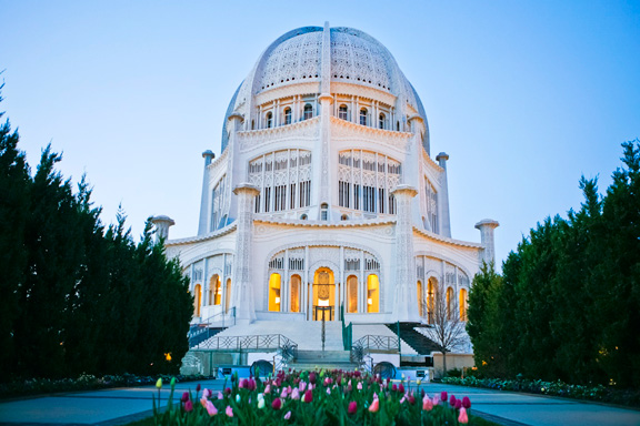 Baha'i-House-of-Worship-in-Wilmette
