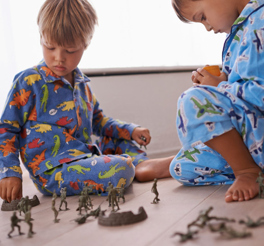 Toy Soldiers For Boys : Manhood might and militarism
