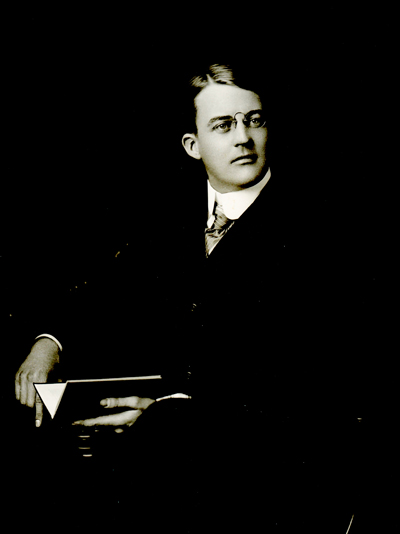 Alfred Eastman Lunt
