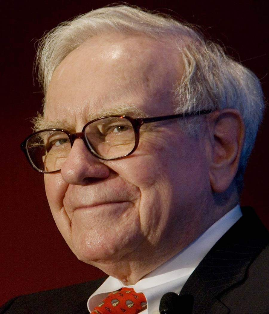 which billionaire do you admire most warren buffett