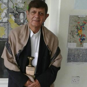 Mr. Badi'u'llah Sana'i, a prominent civil engineer in Sana'a Yemen, recently arrested for being a Baha'i.