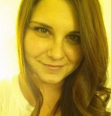 Heather Heyer was killed during the Charlottesville protest this year.