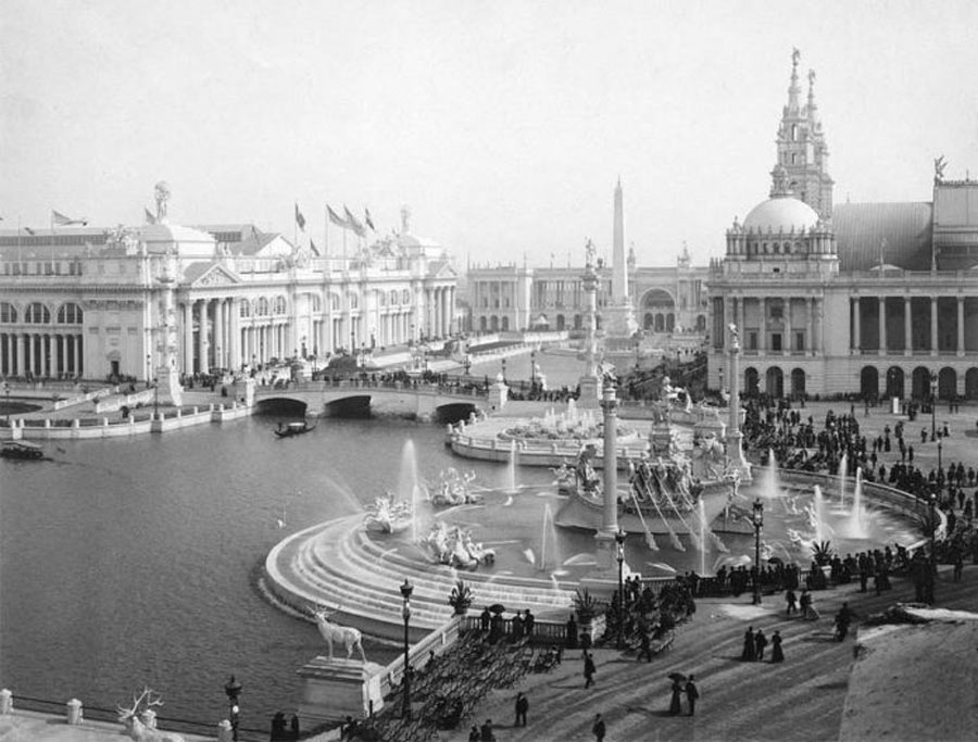 Chicago World's Fair, 1893.