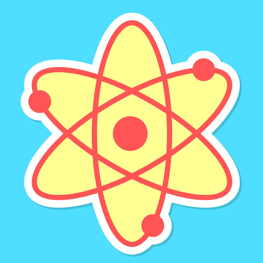 smallest thing in the world an atom