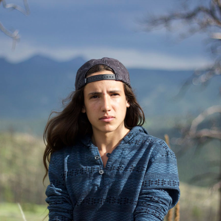 Earth Guardians Youth Director Xiuhtezcatl Martinez, (his first name pronounced 'Shoe-Tez-Caht') is a 16-year-old indigenous climate activist, hip-hop artist, and powerful voice on the front lines of a global youth-led environmental movement.
