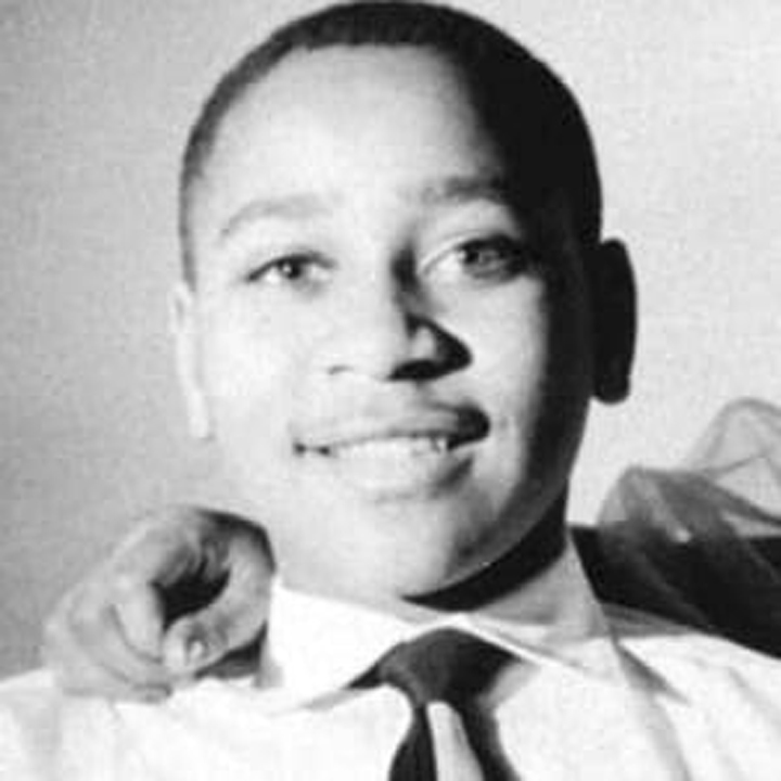 Emmett Louis Till was a 14-year-old African American who was lynched in Mississippi in 1955, after being accused of offending a white woman in her family's grocery store.
