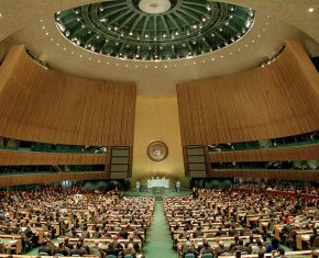 """""""A Governance Befitting"""": BIC Launches Statement on Eve of UN's 75th Anniversary"""
