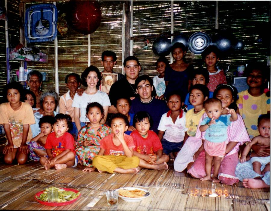 Indigenous Baha'is in Thailand