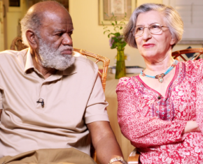 How an Interracial Couple Helped Changed Minds and Hearts