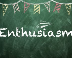 The Virtues Basket: Finding Your Enthusiasm